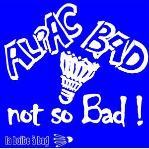logoTshirtavec logo bab fond bleu
