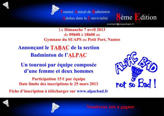 TABAC_2013_Poster