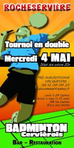 tournoi bad rocheserviere