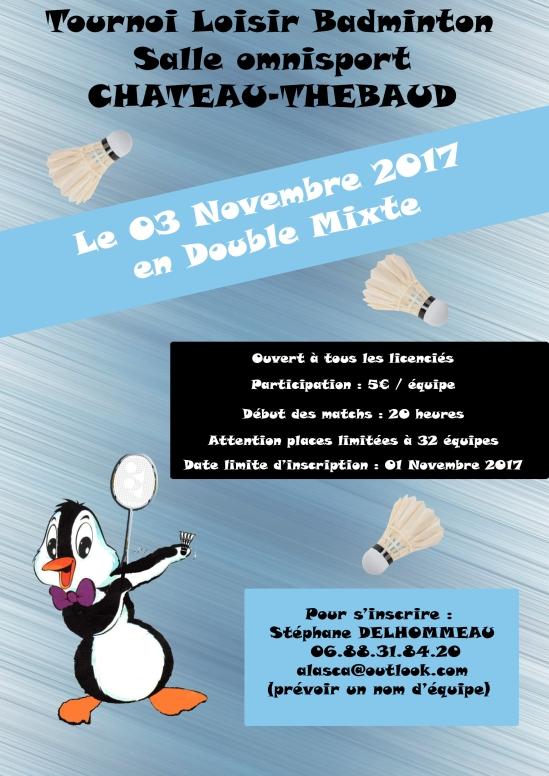 invitation tournoi loisir double mixte 2017 bleu