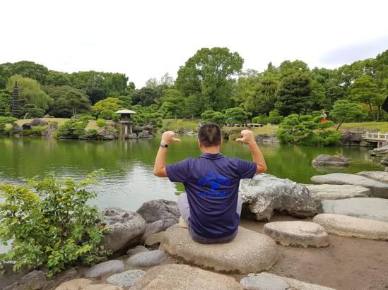 Alain au Japon